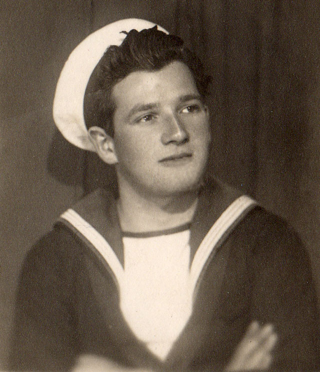 Able Seaman Arthur Edward Croydon of Liverpool